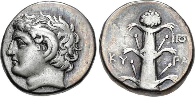 Birth Control Silphium Coin