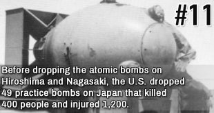 Facts About Atomic Bombs