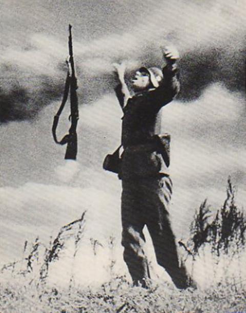 German Soldier Killed