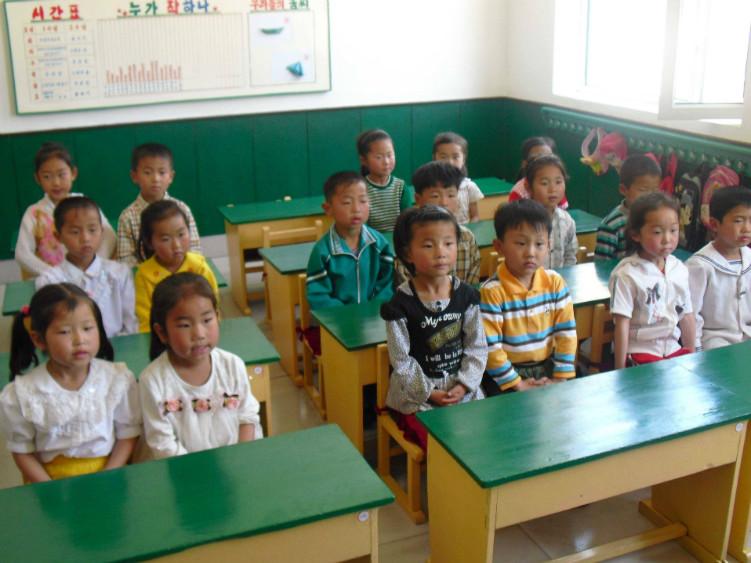 North Korea literacy rate