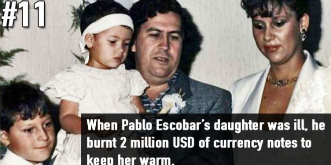 Pablo Escobar Money Fa...