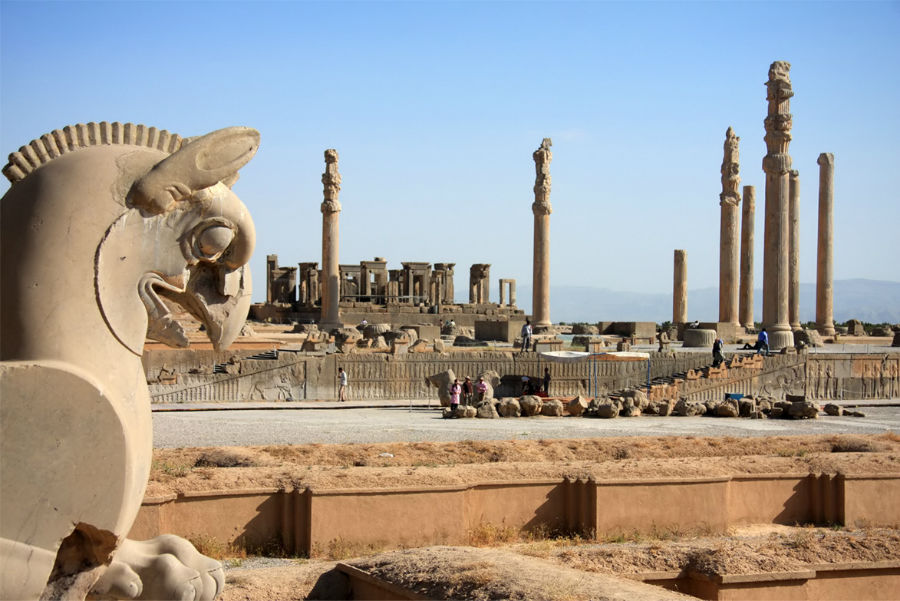Persepolis lost city