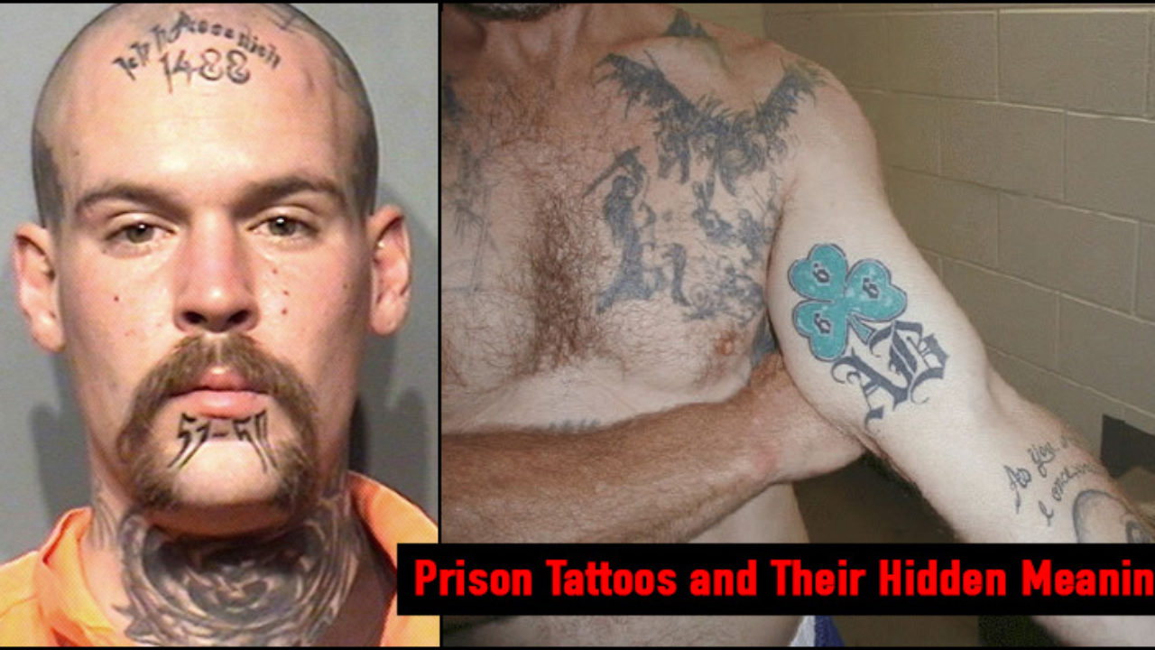15 Notorious Prison Tattoos And Their Hidden Meaning Explained