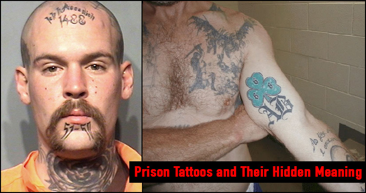 15 notorious prison tattoos and their hidden meaning explained for Prison eye tattoos