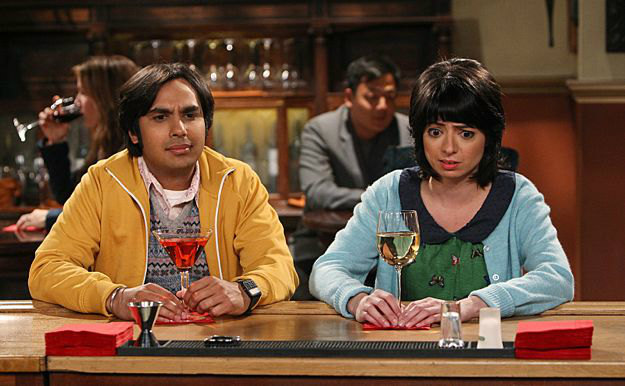 Raj and Lucy