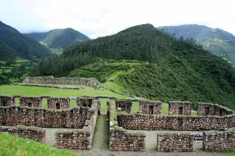 Vilcabamba, Peru