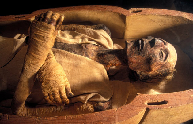 Ramesses mummy