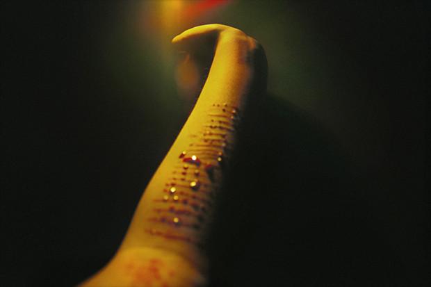 arm cutting