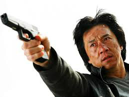 Jackie Chan used to carry multiple guns