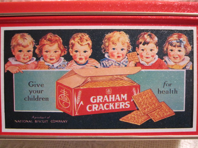 poster for graham's crackers