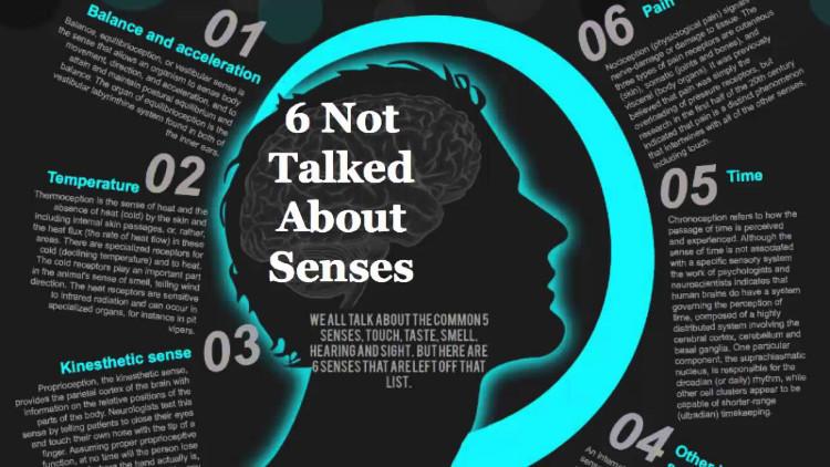 less-known senses