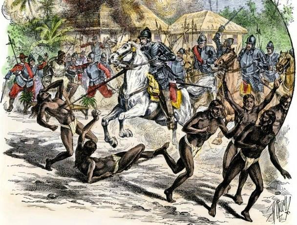 spanish conquest