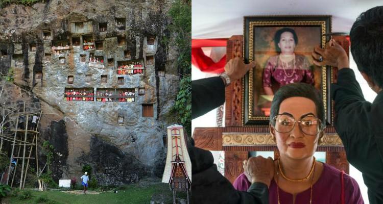 funeral rituals of Toraja