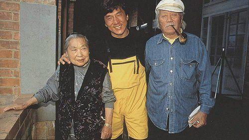 Jackie parents