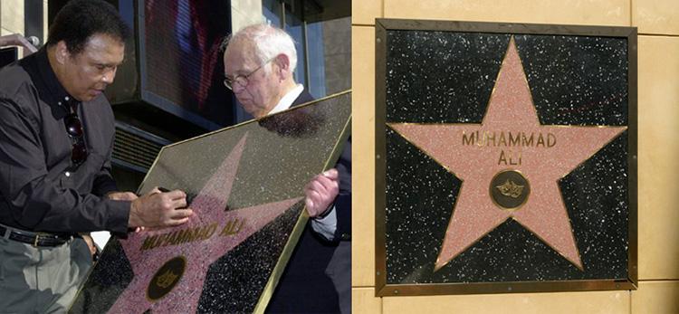 muhammad ali star