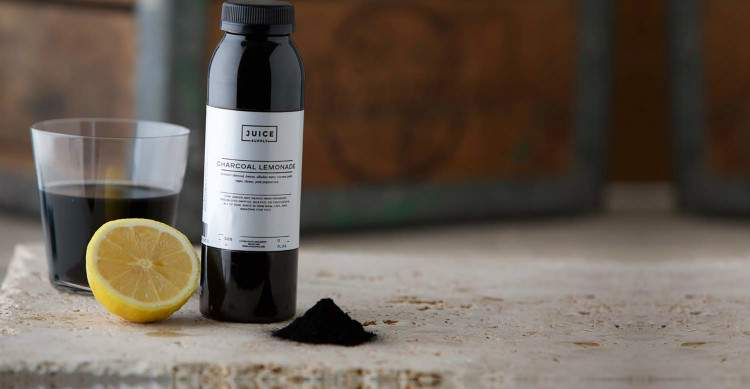 Charcoal Juice