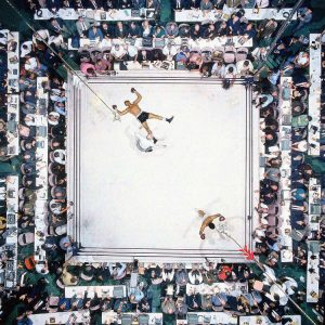 Muhammad Ali's knockout of Cleveland Williams