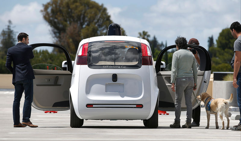 self-driving cars google