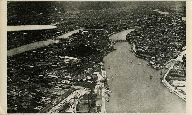 Hiroshima Before Bombing