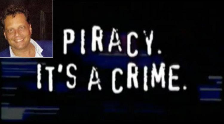 Piracy, it's a crime
