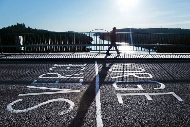 Norway and Sweden Border