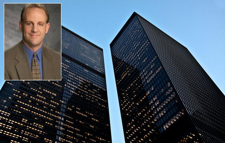 Garry Hoy, Toronto-Dominion Center