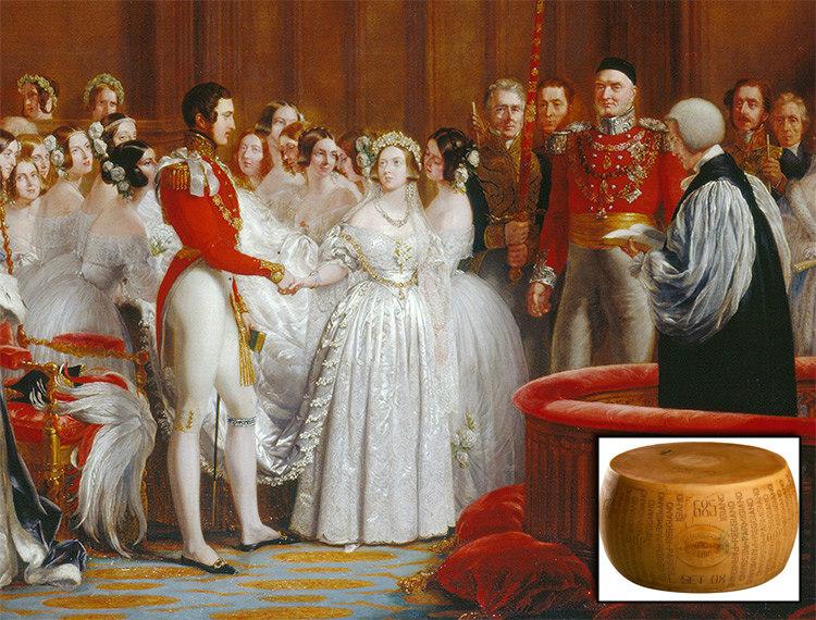 Queen Victoria's Wedding Gift