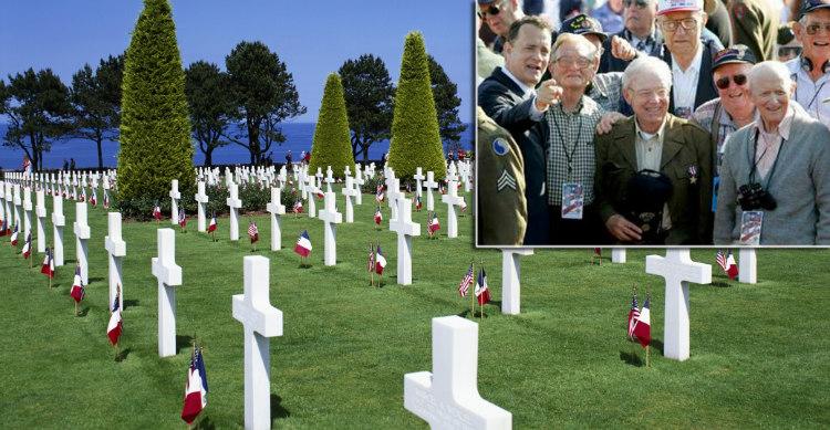 Veterans of D-Day