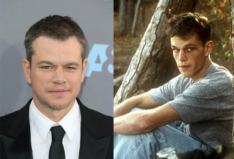 Matt Damon in Courage Under Fire