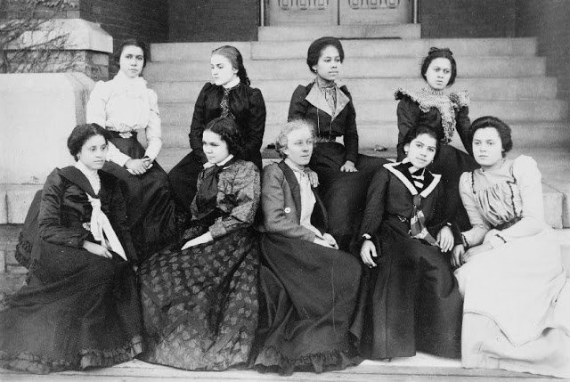 Marys of 1800s