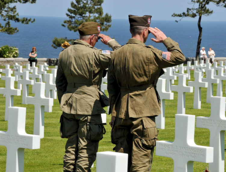 D-Day Veterans and PTSD
