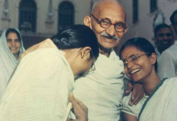 Gandhi's Chastity Experiment