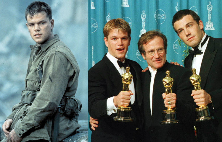 Saving Private Ryan - Matt Damon