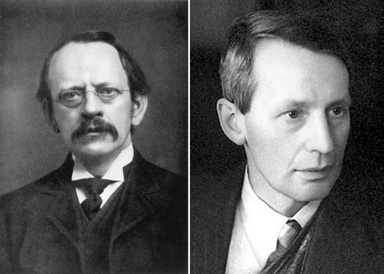 J. J. Thomson & G. P. Thomson