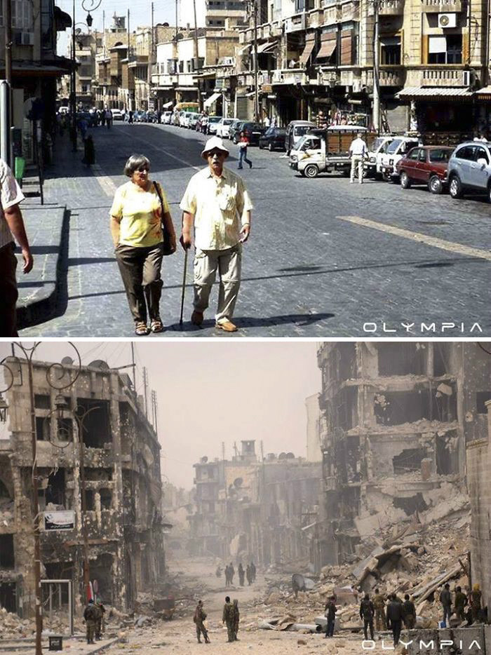 Syrian war pictures