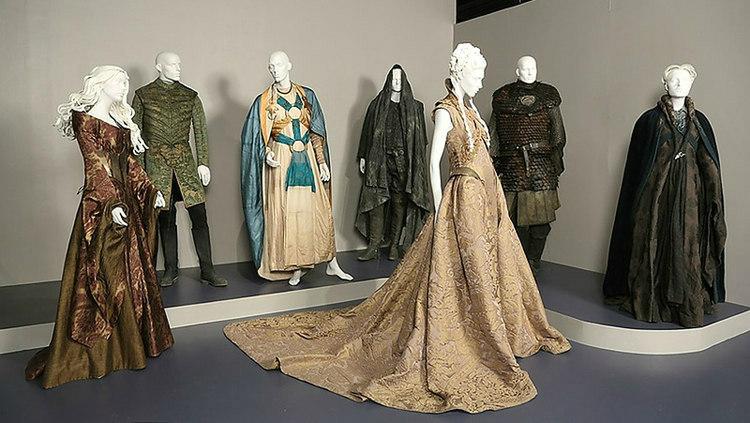 Costume Department of Game of Thrones