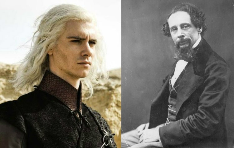 Henry LLoyd and Charles Dickens