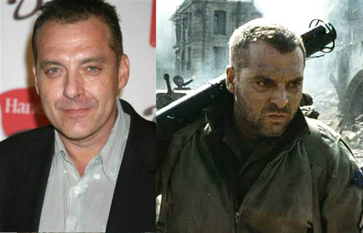 Saving Private Ryan - Tom Sizemore