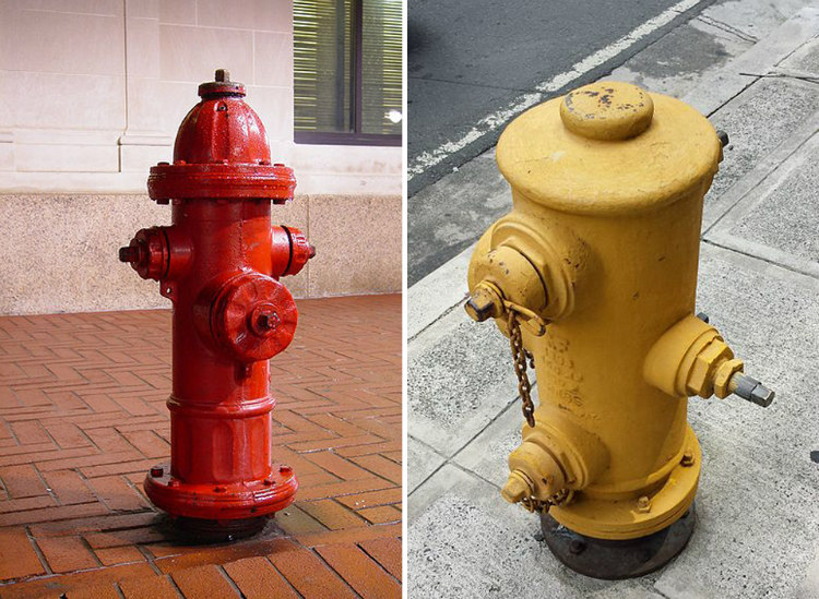 Fire Hydrants, Lost US Patents