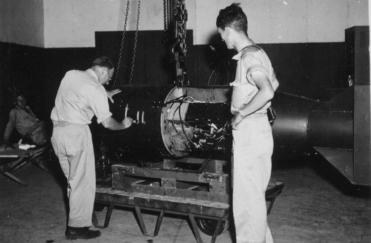 Little Boy, Uranium Atomic Bomb Used for Hiroshima