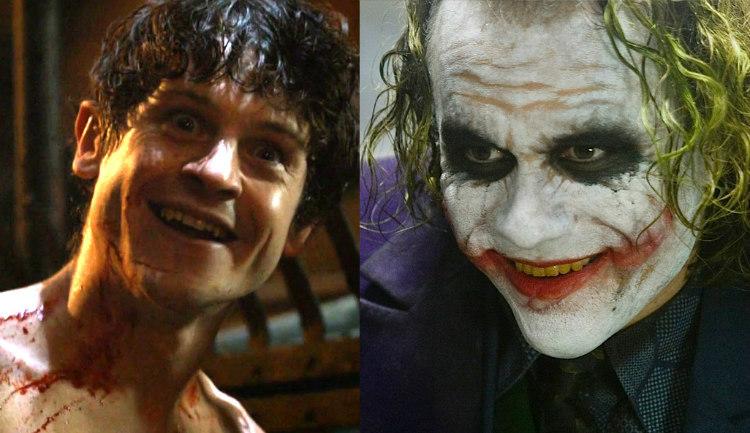 Iwan Rheon's Inspiration, the Joker