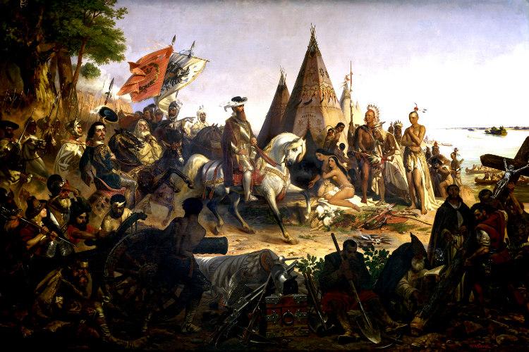 European Colonization of Americas