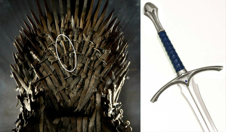 Game of thrones chair replica - 24 Interesting Facts About Game Of Thrones