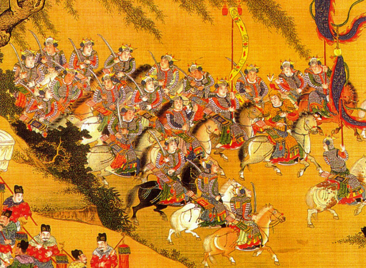 Manchu Conquest of China or Qing Conquest of the Ming