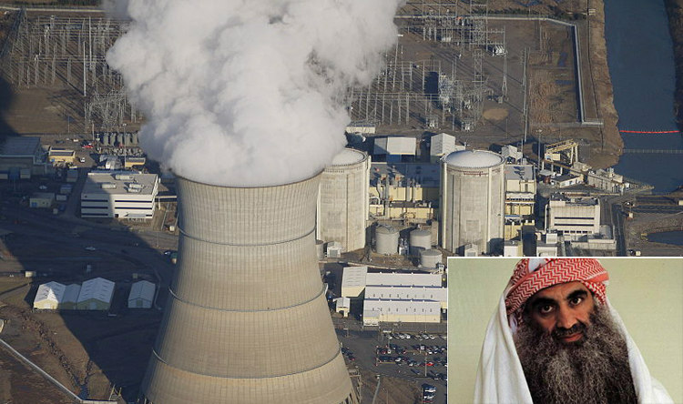 Nuclear Power Plants Were Initial Targets for 9/11