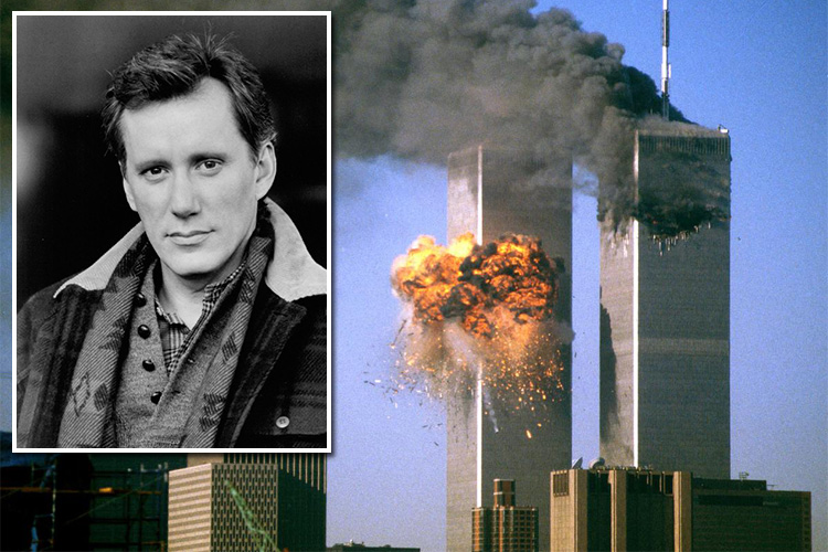 Actor James Woods 9/11