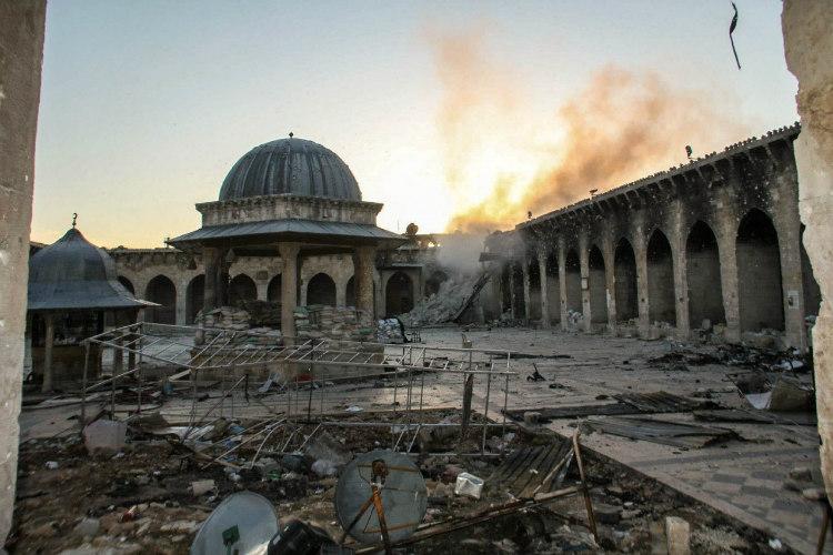 Aleppo After Syrian Civil War
