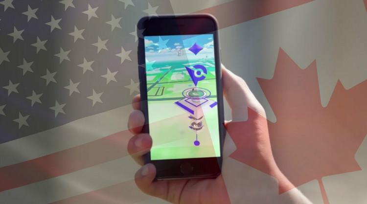 Pokemon Go players crossed border