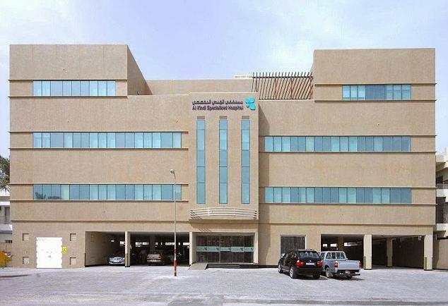 Al Kindi Hospital: Syria Before and After Civil War