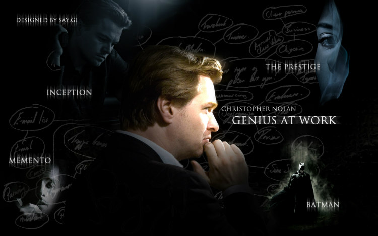 Christopher Nolan Waited 10 Years to Make Inception